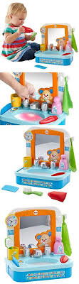 fisher price let s get ready sink toys for baby 19068 fisher price laugh and learn let s get ready