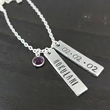 Kids Names Necklace Mothers And Grandmothers U2013 Miss Ashley Jewelry
