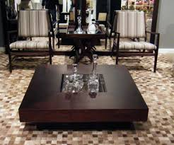 Large Square Coffee Table by Large Square Coffee Table Dark Wood Solid