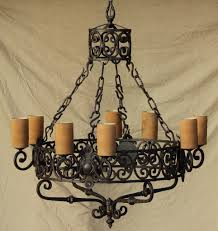 mexican wrought iron lighting 20 ideas of mexican wrought iron chandelier