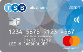 Sle Of Credit Card Statement by Apply For A Credit Card Today Credit Cards Tsb Bank
