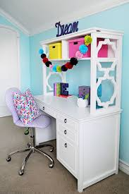 Best  Girl Desk Ideas On Pinterest Tween Bedroom Ideas Teen - Girl bedroom designs