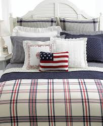 amazon com lauren ralph lauren talmadge hill plaid cotton flannel