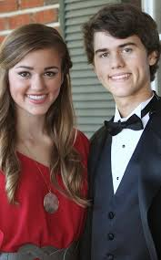 sadie robertson homecoming hair favorite duck dynasty s sadie john luke get glam for homecoming john