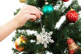clever and inexpensive ways to store your ornaments