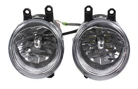 Led Fog Light Toyota Corolla S Led Reflector Fog Light Upgrade Replacement