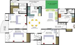 plain free house floor plans for houses country ranch plan