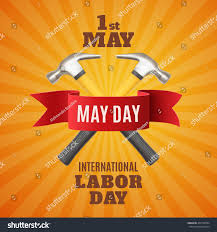 orange halloween ribbon background may day may 1st labor day stock illustration 402743584 shutterstock