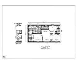 Karsten Homes Floor Plans Baycrest Series Floor Plans