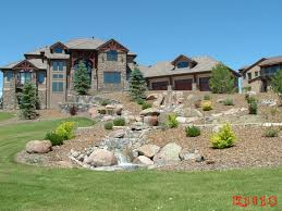 collection large yard landscaping ideas photos free home