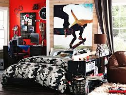 Teen Boy Bedroom Bedroom Small Twin Teen Boy Room Idea With Striped Gray White