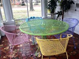 Mosaic Patio Furniture by Patio Table And Chairs Uk Metal Patio Table And Chairs Uk Spray