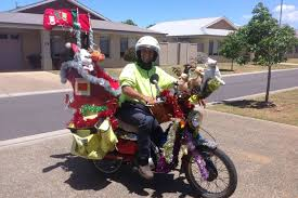 Christmas Decorations Online Melbourne by Australia Post Sent Message By Locals After Postie Told To Remove