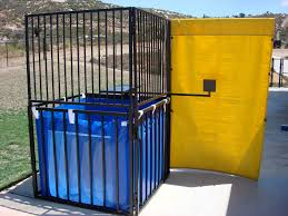 dunking booth rentals fall festival booth ideas cotton candy for your carnival day