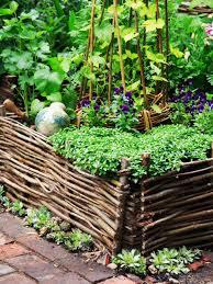 Small Raised Bed Vegetable Gardens Small Raised Garden Landscape