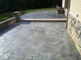 Average Price For Stamped Concrete Patio by Best Stamped Concrete Patio Ideas U2014 All Home Design Ideas