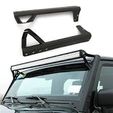 jeep jk light bar brackets jeep wrangler jk light bar mounts jk jeep lightbar mount kits