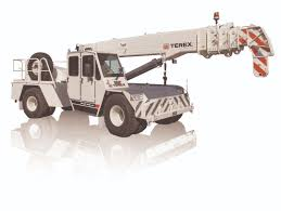 australian crane companies expanding with terex and demag cranes