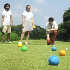 bocce ball the up and coming ultimate backyard game dazadi com