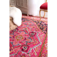 Pink Area Rug Rugs Curtains Bungalow Blush Pink Area Rug For Attractive