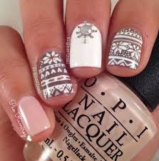 15 ugly christmas sweater nail art designs to ring in the season
