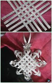 diy paper tree ornament craft ideas