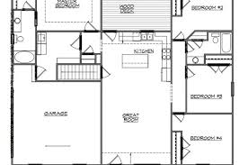 House Floor Plans With Walkout Basement Gorgeous 25 Ranch Walkout Basement Floor Plans Inspiration Of 31
