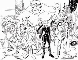 free printable coloring pages avengers many interesting cliparts