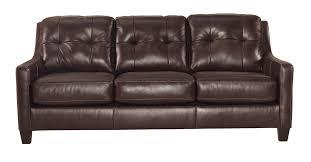 OKean Sofa In Leather - Sofa in leather