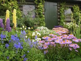 Country Cottage Garden Ideas Cottage Garden Design Of Custom Country For Yard Flower Designs