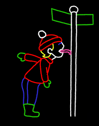 Animated Christmas Lawn Decorations by Christmas Outdoor Decorations Displays U0026 Lights By Christmas