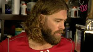 What Is Bryce Harper Haircut Called Jayson Werth Thrown Out At Home By Dodgers Mlb Com