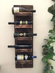 vertical wine racks southern enterprises adriano wall mount wine