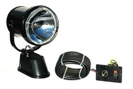 Remote Controlled Lights Remote Control Spotlight Flood Light From Larson Electronics