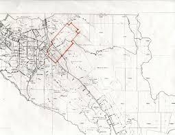 san jose library map 1949 a san jose california northeast portion library