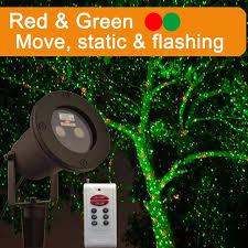 Firefly Landscape Lighting Green Firefly Moving Proyector Laser Led Navidar Remote