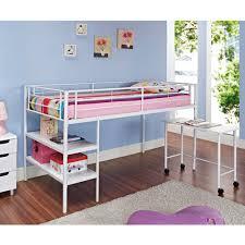 kids loft bed with desk functional solution house design