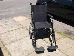 karma robin manual wheelchair please read description in kings