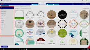 how to choose a design to customize in avery design u0026 print online