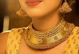 fashion necklace gold images Evolution of gold jewellery in indian culture and fashion my jpg