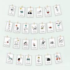 abc animal cards mejmej