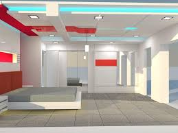 Red And White Modern Bedroom Bedroom Fashionable Modern Bedroom Ceiling Design With Red And