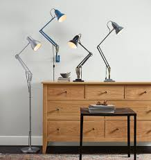 anglepoise type 75 floor lamp rejuvenation