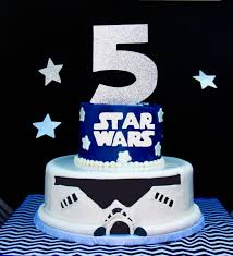 starwars cakes a boy s wars birthday party spaceships and laser beams