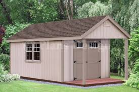 how to build your own small storage shed friendly woodworking