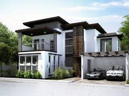 Crafty 6 House Design In Philippines 2016 Two Luxury Houses Plan