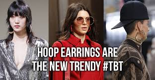 90s hoop earrings hoop earrings are the new trendy tbt foxesden