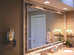 wall mirrors bathroom mirror with shelf bathroom wall mirrors