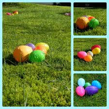 Large Easter Eggs Decorations by Easy Decorating With Plastic Easter Eggs Make Something Daily