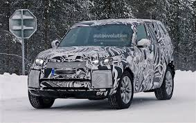 range rover defender 2018 2018 land rover discovery spyshots reveal new design autoevolution